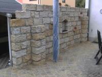 Pomosus Garten- und Landschaftsbau > Sichtschutzmauer